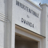 Main building of the University of Rwanda